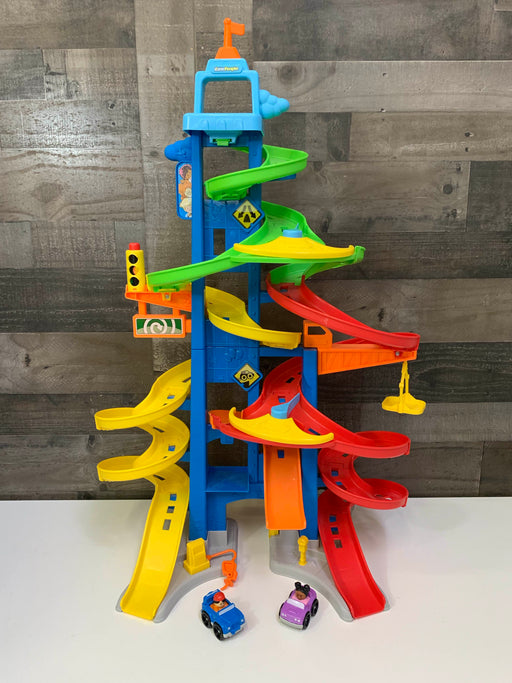 used Fisher Price Little People City Skyway