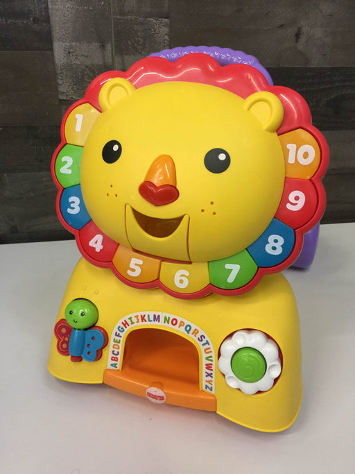 Fisher Price 3-in-1 Sit, Stride, and Ride Lion Toy