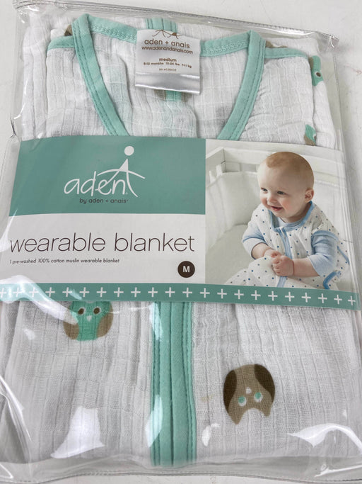 secondhand Aden + Anais Muslin Sleep Sack, Wearable Blanket
