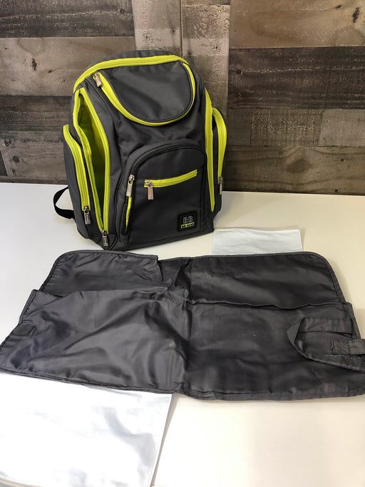 BB Gear Spaces And Places Backpack Diaper Bag