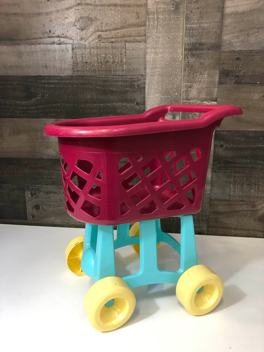 used Battat Grocery Cart
