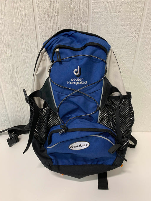 used Deuter KangaKid Child Carrier Backpack