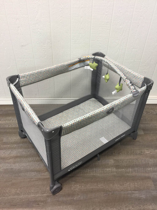 used Graco Pack 'n Play Playard Napper & Changer (no changer), Newborn Napper DLX Playard
