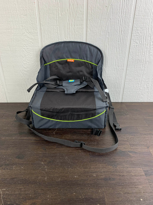 used Brica Fold N' Go Travel Booster Seat