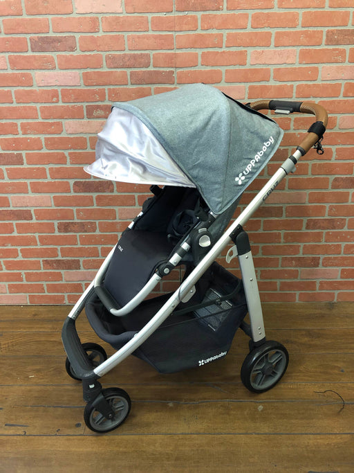 UPPAbaby CRUZ Stroller, Pascal (Grey), 2017