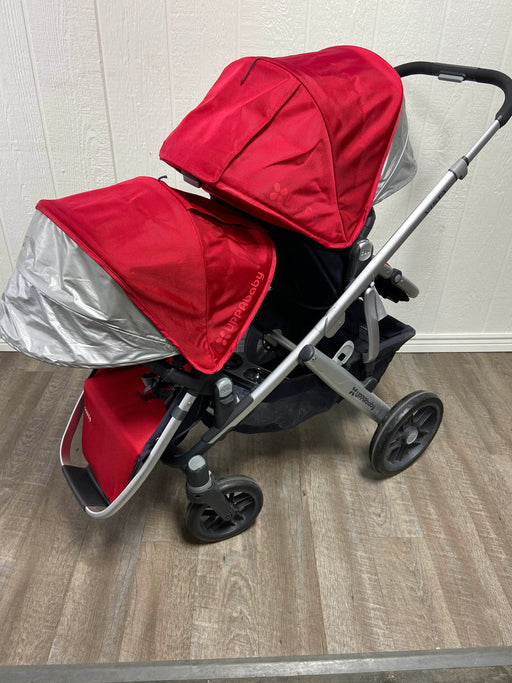 UPPAbaby VISTA Double Stroller, 2014