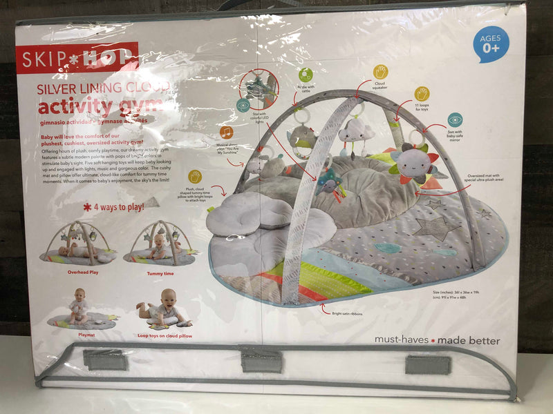 Skip Hop Activity Gym/ Playmat, Silver Lining Cloud