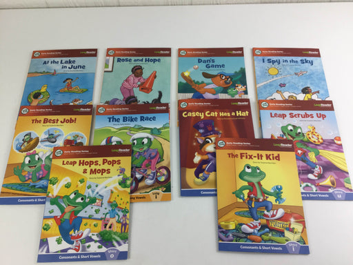 used Leap Frog LeapReader Reading And Writing System
