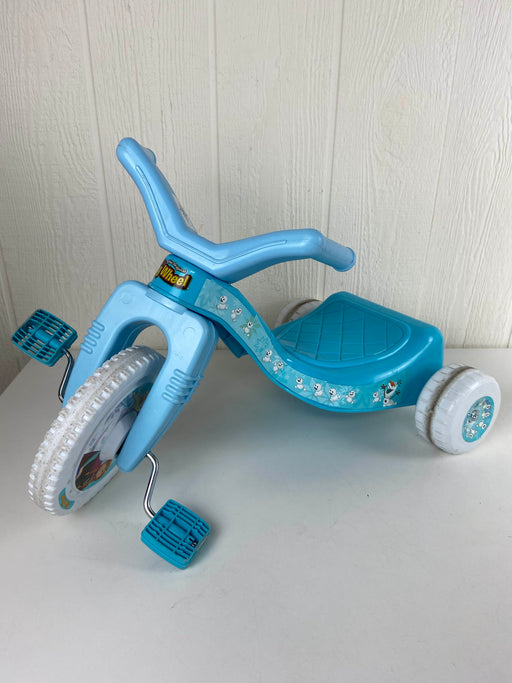 used Kids Only Frozen Original Big Wheel