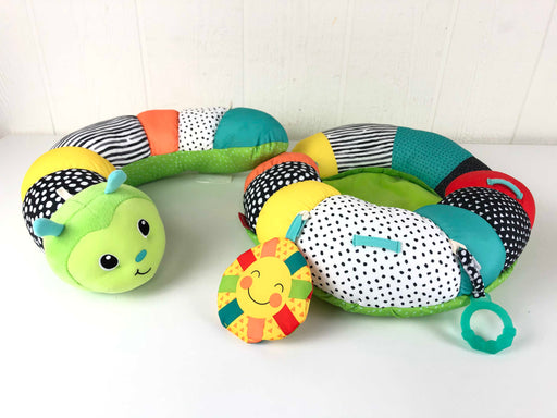 used Infantino Prop-A-Pillar Tummy Time & Seated Support