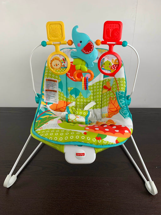 used Fisher Price Kick 'n Play Musical Bouncer