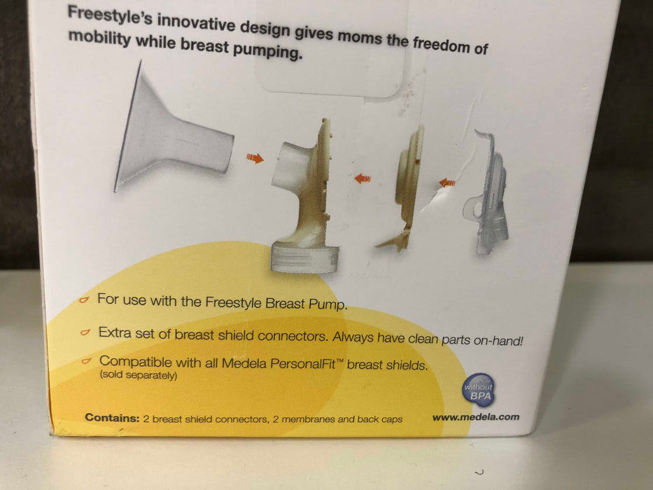 Medela Freestyle And Breast Milk Bottle Spare Parts