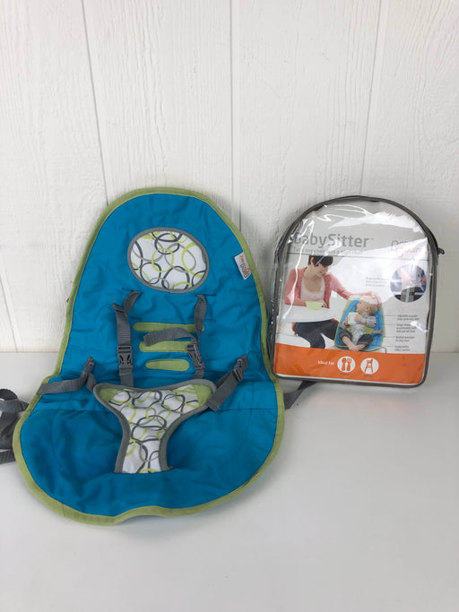used Baby's Journey Babysitter High Chair Pad