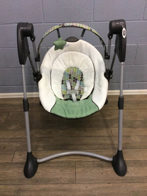 used Graco Comfy Cove Swing