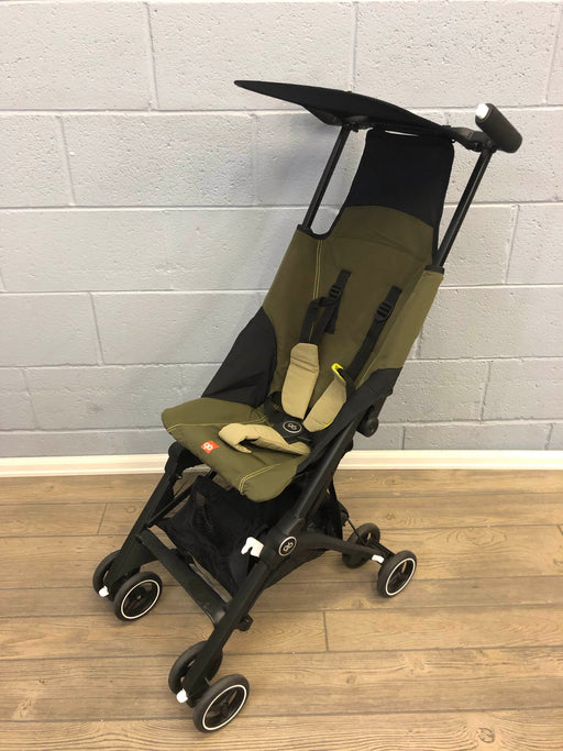 gb Pockit Lightweight Stroller, 2016