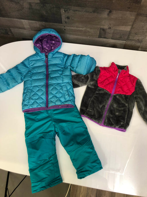 BUNDLE Toddler Outerwear, 18M-2T