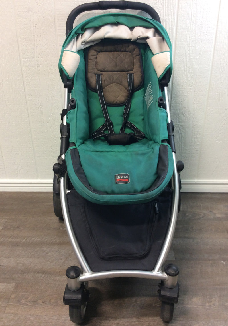 secondhand Britax B-Ready Stroller, 2010