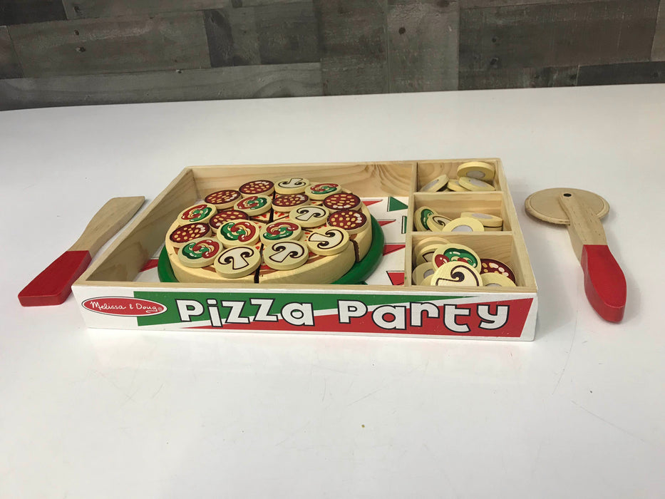 BUNDLE Wooden Play Food Sets