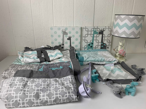 used BUNDLE Nursery Decor