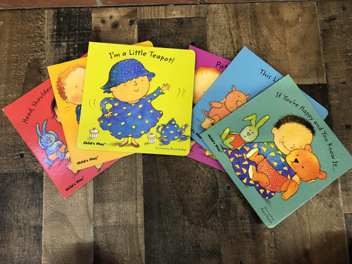 Child's Play BUNDLE: Baby Board Books