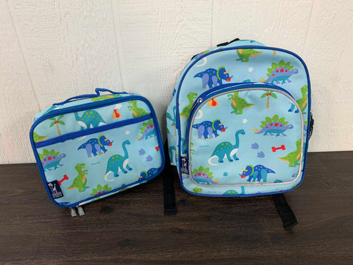 used Wildkin Backpack and Lunchbox