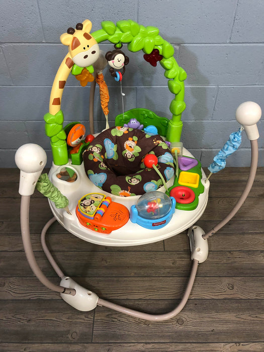 17d934b13ce3 Fisher Price Go Wild Jumperoo Activity Center — Good Buy Gear