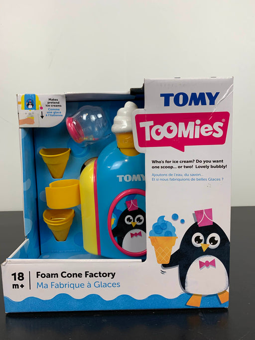 used TOMY Foam Cone Factory