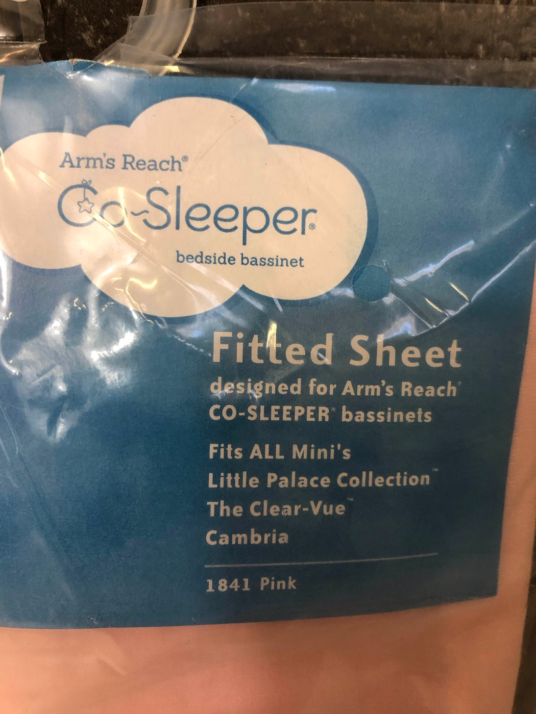 Arms Reach Mini Co-Sleeper Fitted Sheet