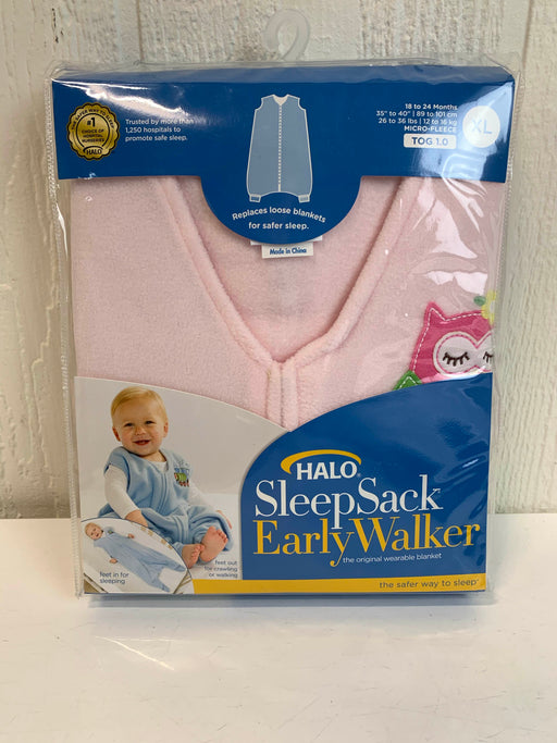 used Halo SleepSack Early Walker