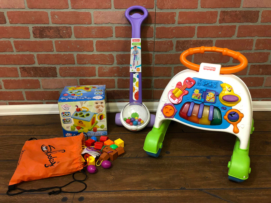 BUNDLE Toddler Active Toys