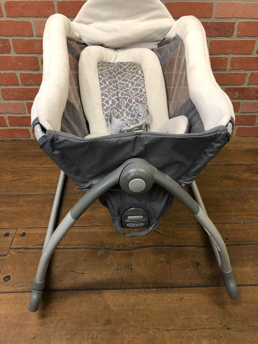 used Graco Little Soother