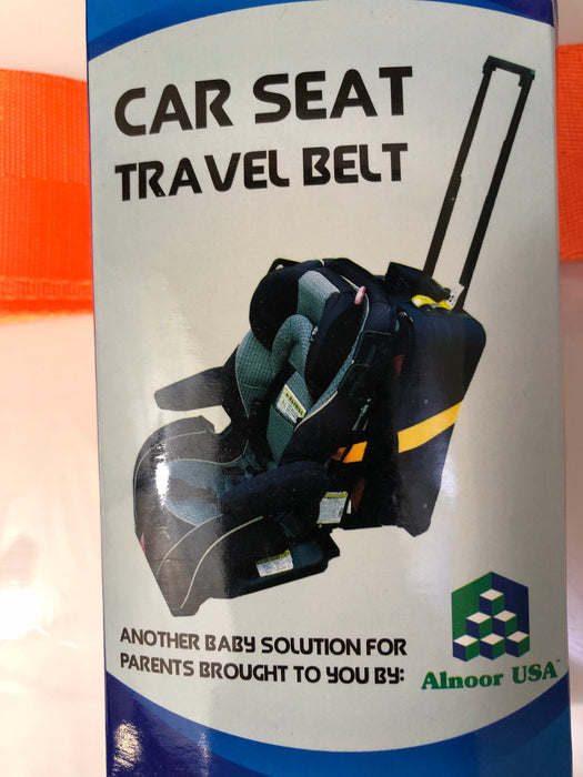 Brica Window Sun Shade And Car Seat Travel Belt