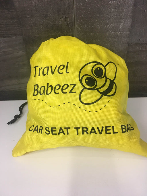 Travel Babeez Car Seat Travel Bag