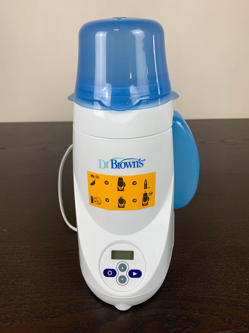 used Dr. Brown's Deluxe Baby Bottle Warmer