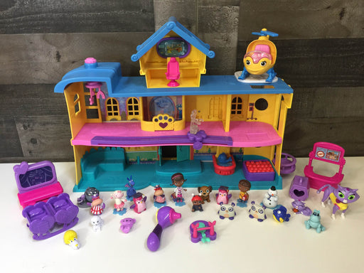 Disney Doc Mcstuffins Hospital Playset