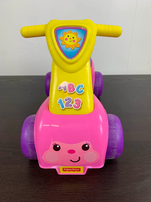 used Fisher Price Little People Lil Scoot 'N Ride-On