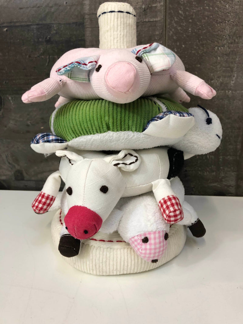 secondhand Pottery Barn Kids Fun On The Farm Stacker