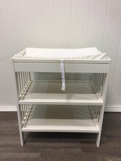 used Changing Table With Pad