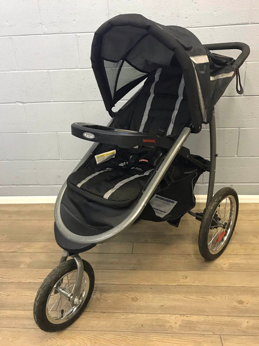 Graco FastAction Fold Jogging Click Connect Stroller, 2014