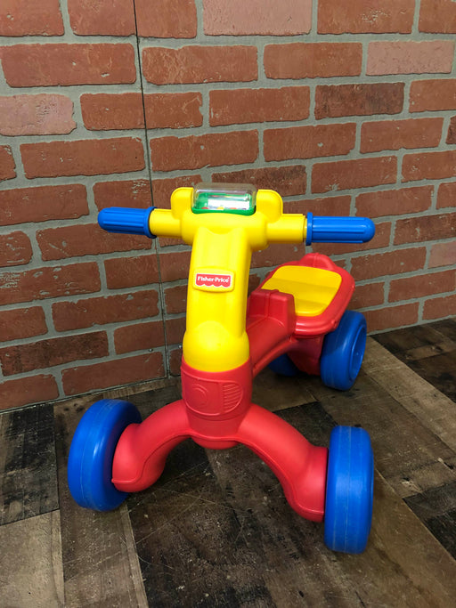 Fisher Price Bright Beginnings Ready Steady Trike