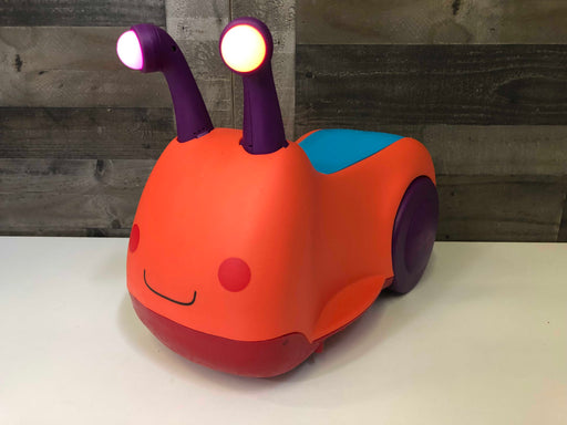 B. Toys Buggly Wuggly (Snail Ride On)
