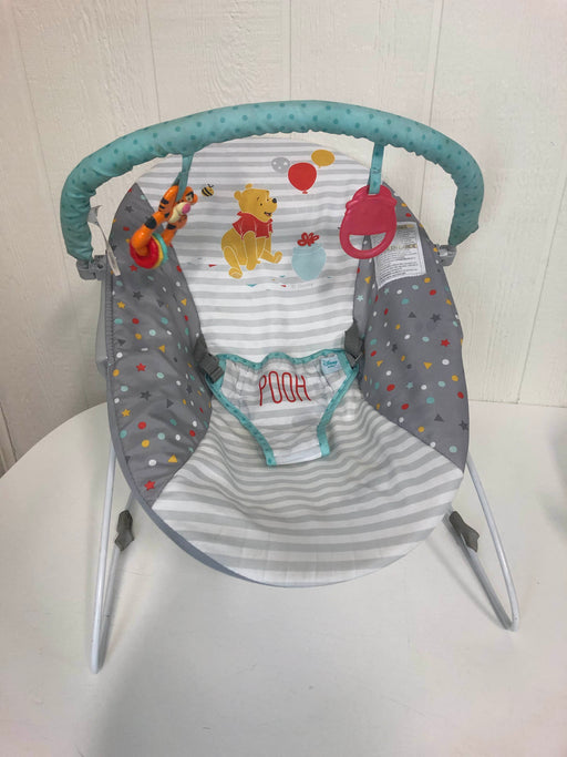 used Disney Baby Winnie The Pooh Bouncer