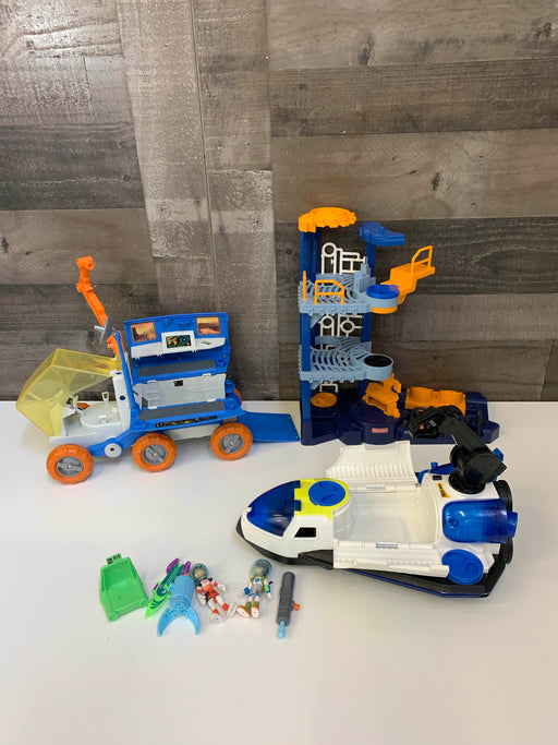 Disney Miles From Tomorrowland Playset