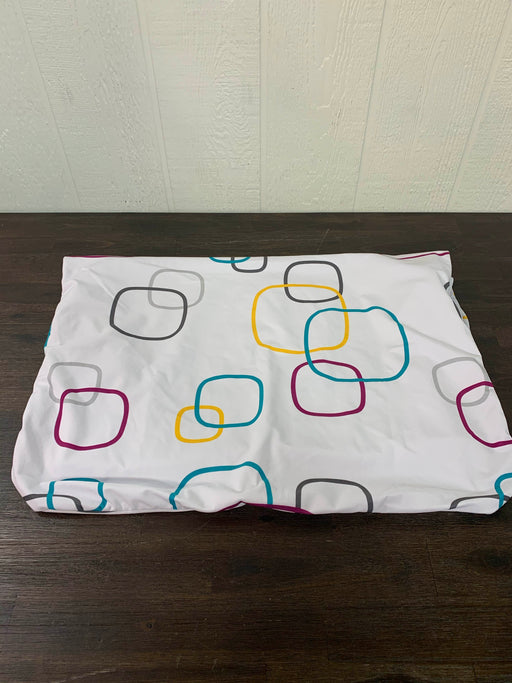 used 4Moms Breeze Playard Sheet