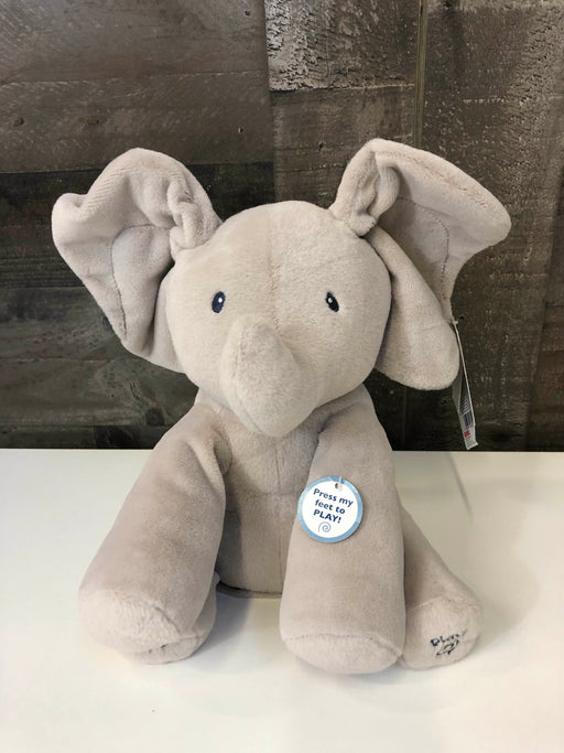 Gund Flappy The Elephant Animated Plush