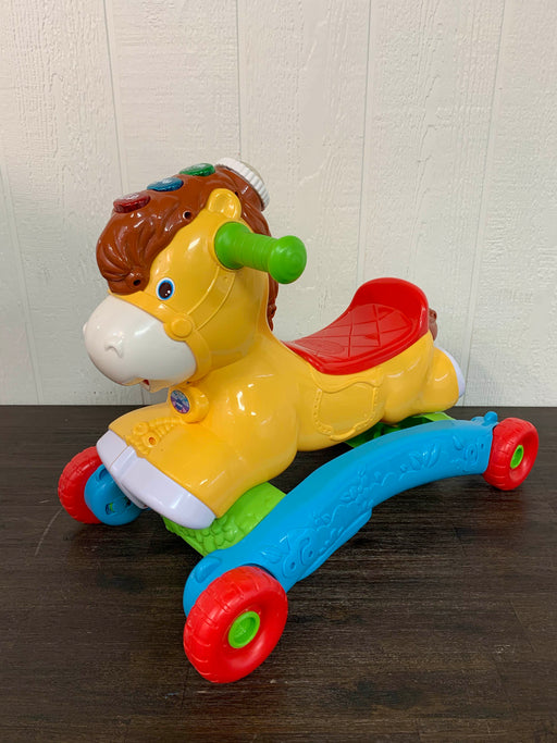 used VTech Gallop And Rock Learning Pony