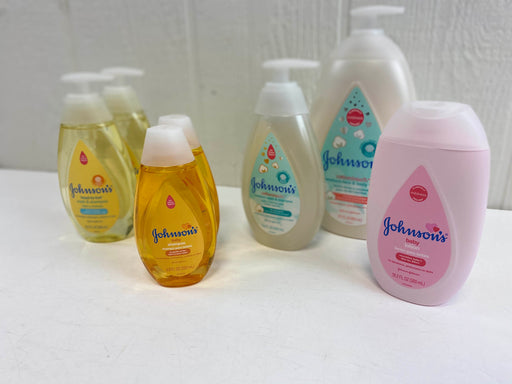 used BUNDLE Baby Skin Products