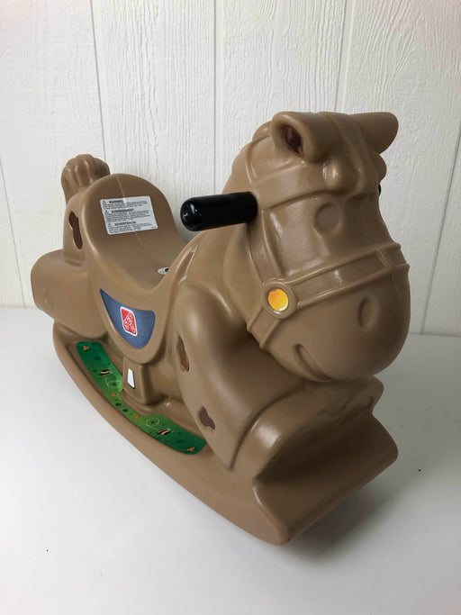 used Step2 Carousel Pony Rocking Horse
