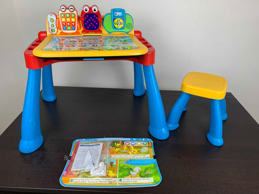 secondhand VTech Touch And Learn Activity Desk