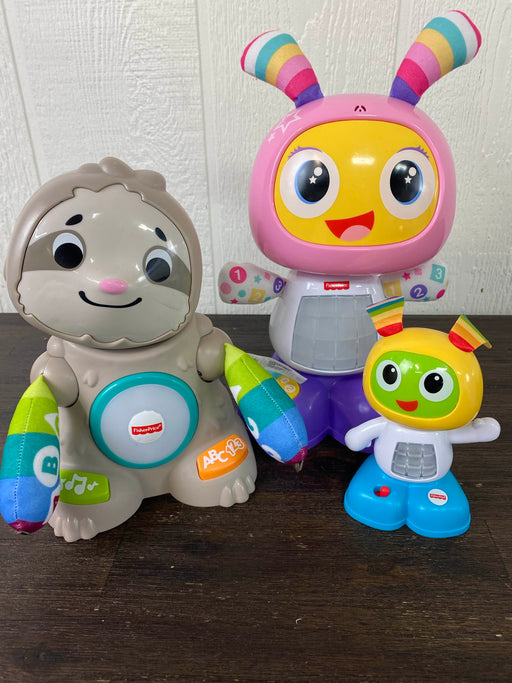 used Fisher Price Bright Beats Dance And Move BeatBo Set